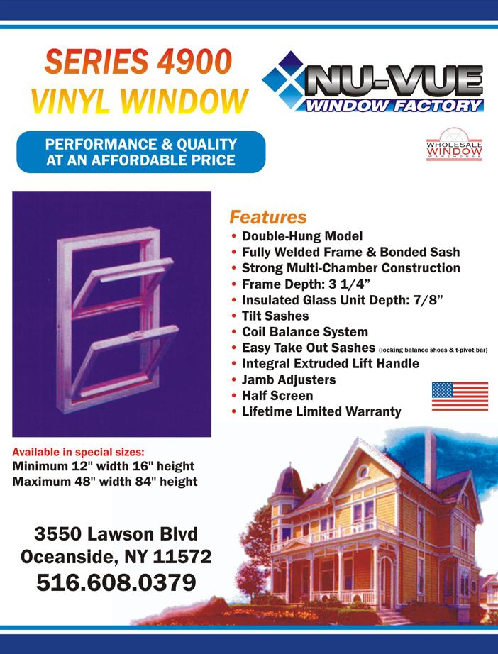 Vinyl Windows Long Island Vinyl Windows Warehouse